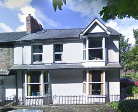 23 Lawn Terrace, Treforest